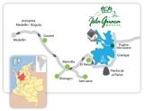 Isla Guaca Map